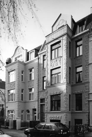 Wohnhaus Schwerinstraße 1a