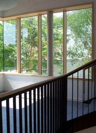 Gertrud-Bäumer-Realschule Treppenlauf