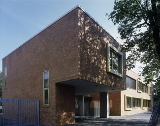 Grundschule KGS Porz-Langel Eingang