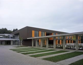 Rheinische Förderschule Rösrath Haupteingang