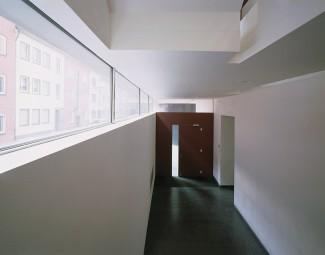 OVST Köln-Mühlheim - Eingangsbereich