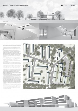 Neubau Realschule Kolkrabenweg