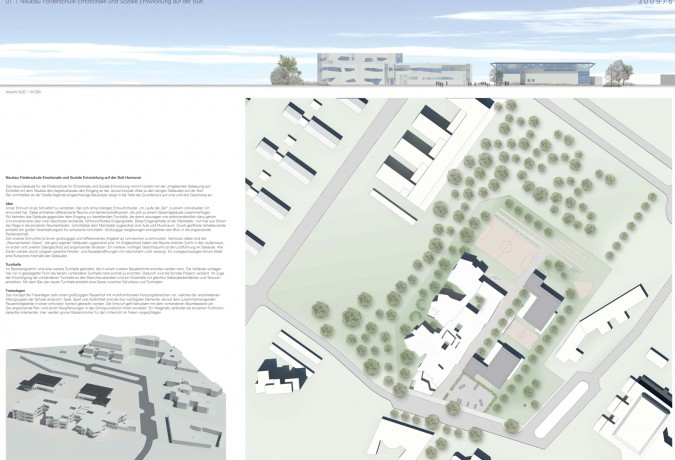Neubau Förderschule Hannover