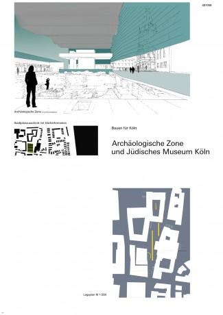 Archäologische Zone und jüdisches Museum